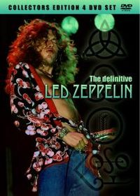 Cover Led Zeppelin - The Definitive [DVD]